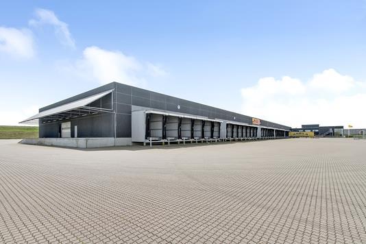 Produktion/lager på Niels Bohrs Vej i Skanderborg - Ejendommen