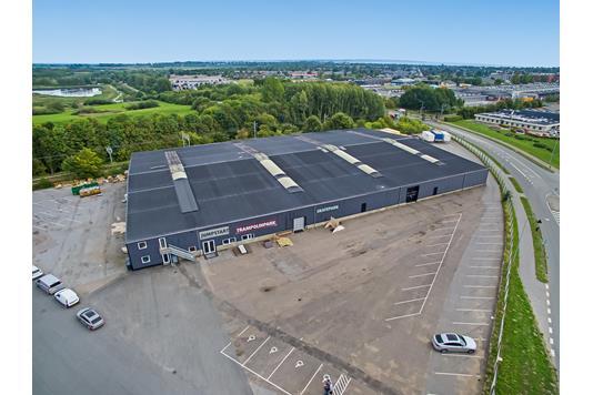 Produktion/lager på Sindalsvej i Risskov - Andet