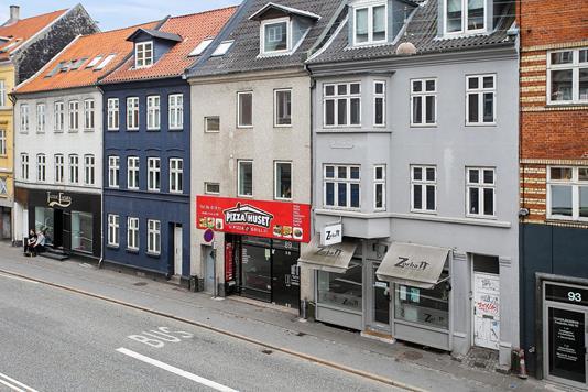 Bolig/erhverv på Frederiks Allé i Aarhus C - Andet