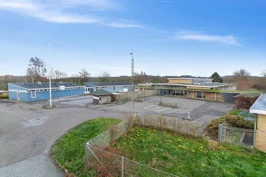 Projektejendom på Jebjergvej i Langå - Andet