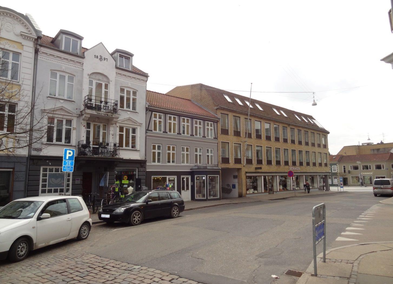 Boligudlejning på Slotsgade i Randers C - Gade