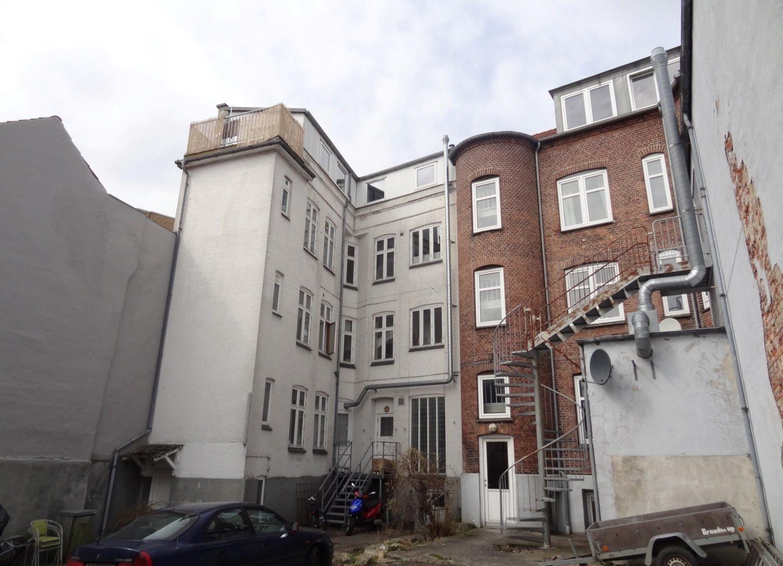 Boligudlejning på Slotsgade i Randers C - Baggård