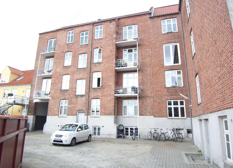 Boligudlejning på Markedsgade i Randers C - Bag facade