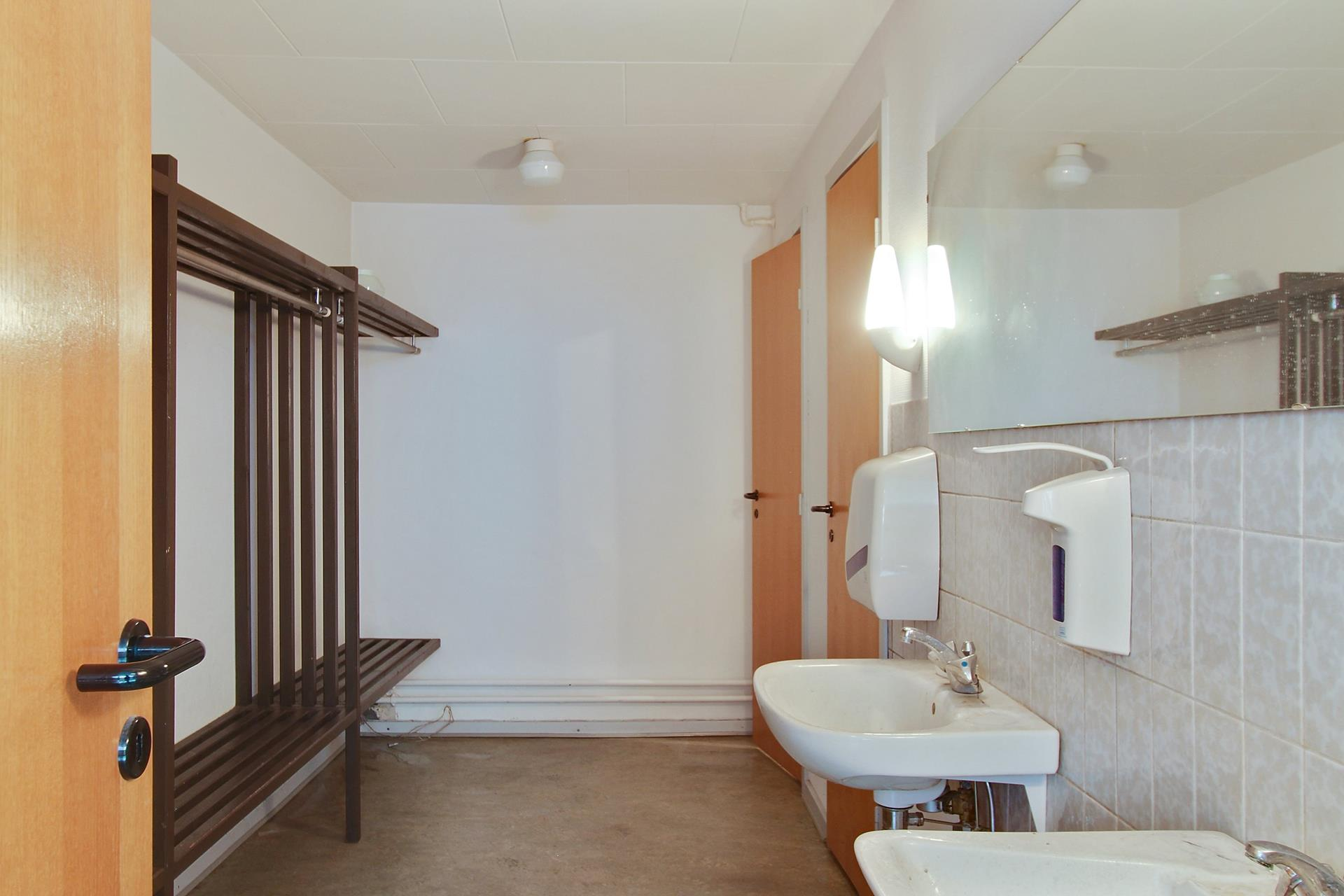 Bolig/erhverv på Rådhustorvet i Randers C - Toilet
