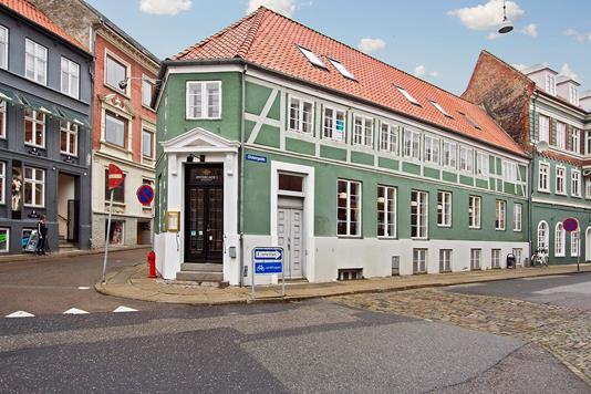 Projektejendom på Østergade i Randers C - Facade