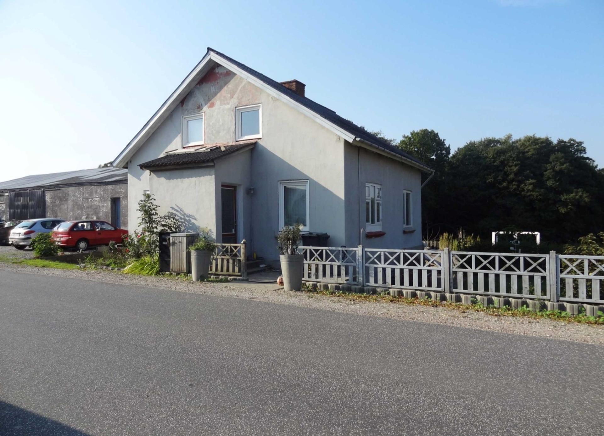 Boligudlejning på Bavnevej i Randers NØ - Facade
