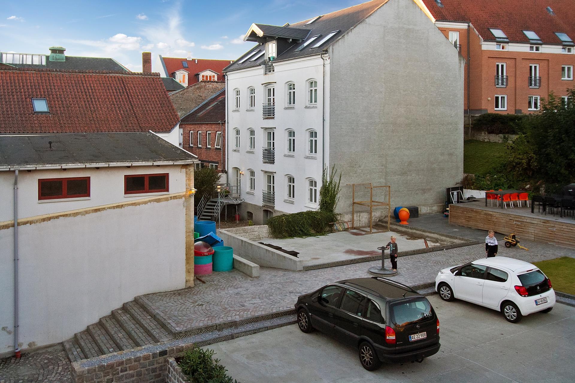 Boligudlejning på Vestergade i Randers C - Ejendommen