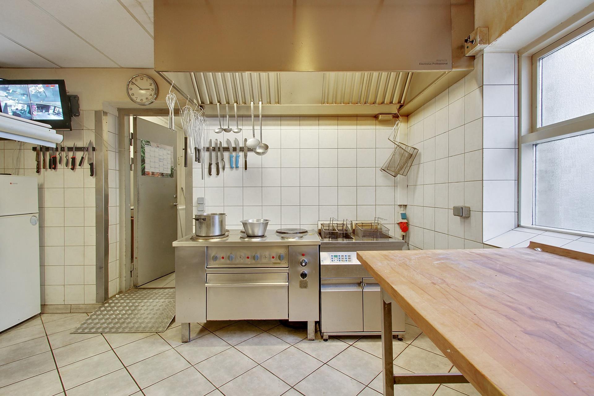 Detail på Mariagervej i Randers C - Køkken
