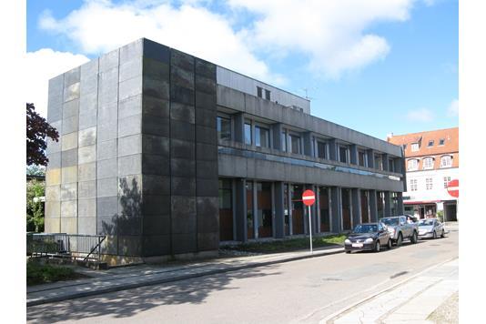 Kontor på Bredgade i Brædstrup - Ejendommen