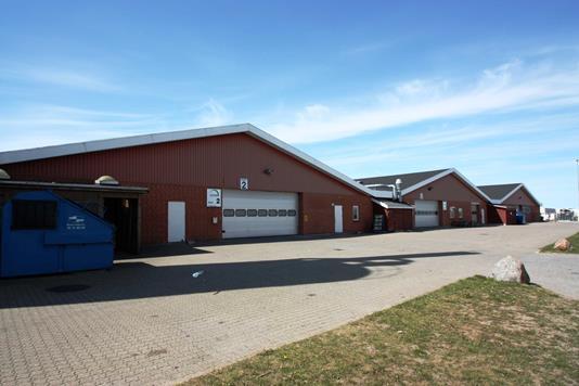 Produktion/lager på Lundagervej i Hedensted - Hal