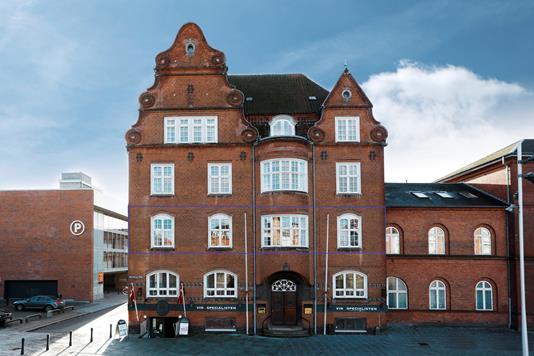 Kontor på Vitus Berings Plads i Horsens - Andet