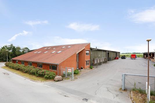 Produktion/lager på Industriområdet i Hovedgård - Andet