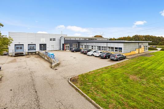 Kontor/lager på Lundvej i Horsens - Andet