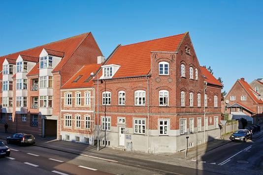 Boligudlejning på Vestergade i Horsens - Facade