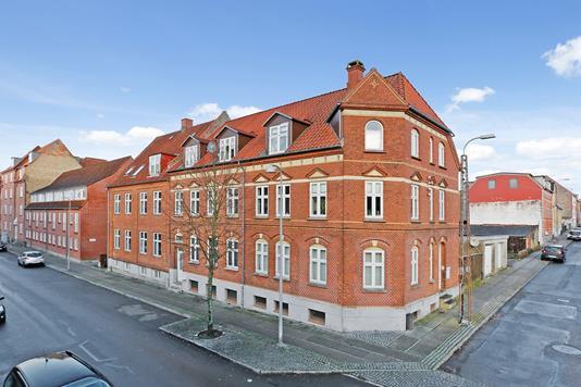 Boligudlejning på Sommerlystgade i Horsens - Mastefoto