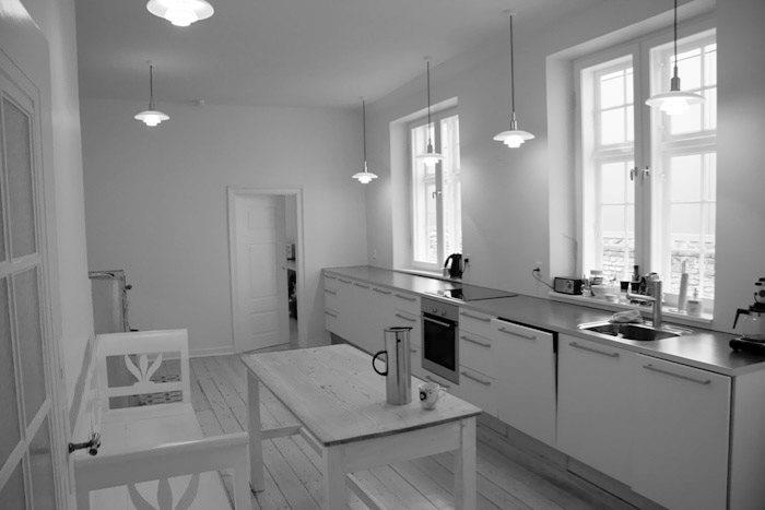 Bolig/erhverv på Søndergade i Horsens - Køkken