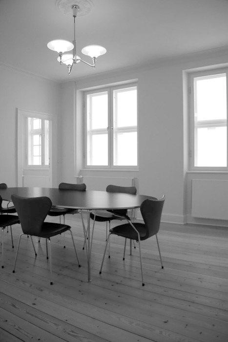 Bolig/erhverv på Søndergade i Horsens - Kontor m møderum