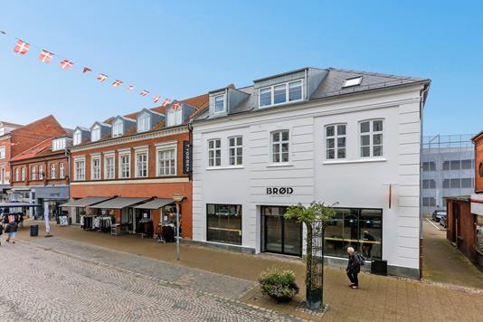 Boligudlejning på Jessensgade i Horsens - Ejendommen