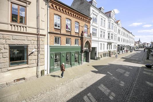 Bolig/erhverv på Jessensgade i Horsens - Andet