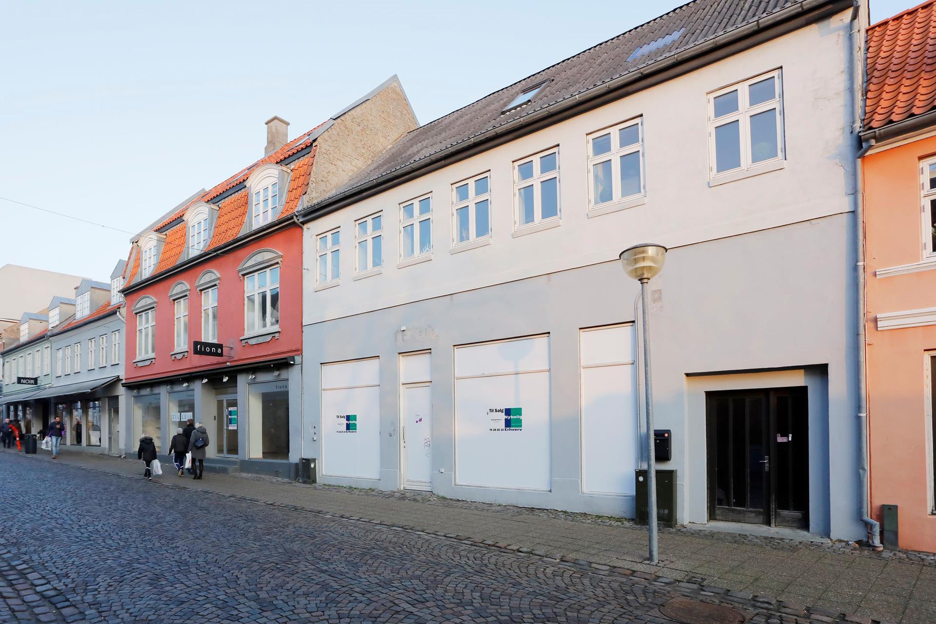 Boligudlejning på Hospitalsgade i Horsens - Andet