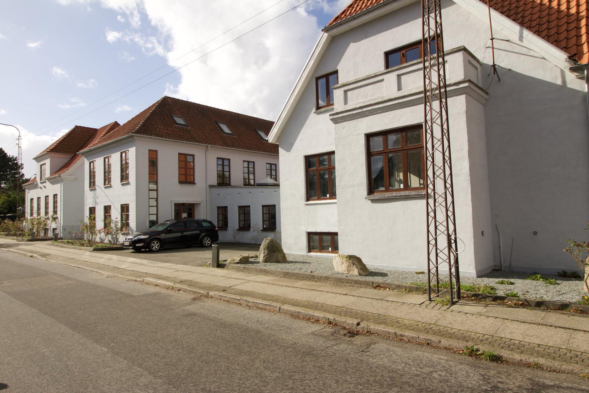 Bolig/erhverv på Jyllandsgade i Horsens - Andet