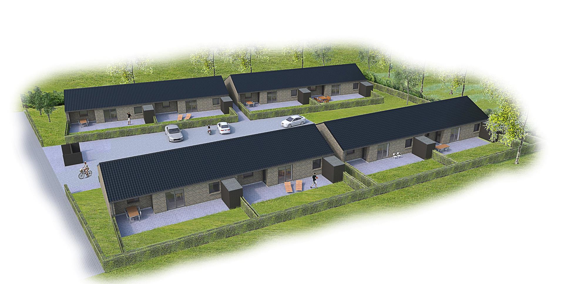 Boligudlejning på Husoddevej i Horsens - Illustration