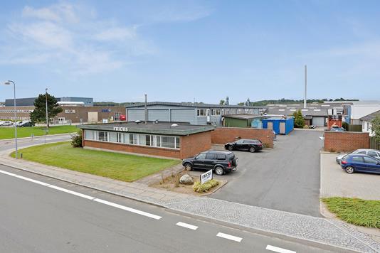 Produktion/lager på Sverigesvej i Horsens - Andet
