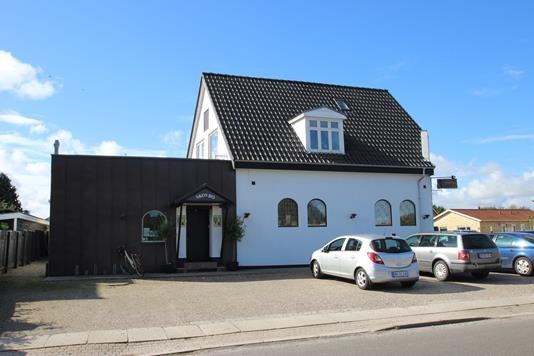 Bolig/erhverv på Nansensvej i Horsens - Andet