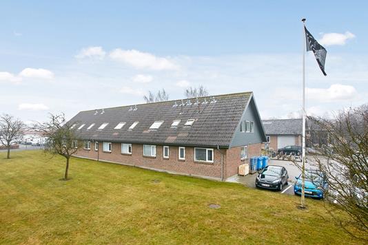 Kontor/lager på Ormhøjgårdvej i Horsens - Andet