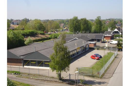 Detail på Ormhøjgårdvej i Horsens - Andet