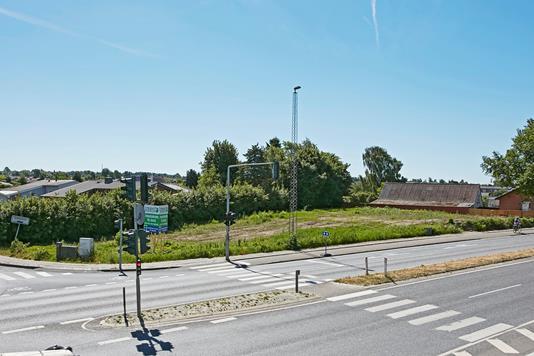 Erhvervsgrund på Vejlevej i Horsens - Andet