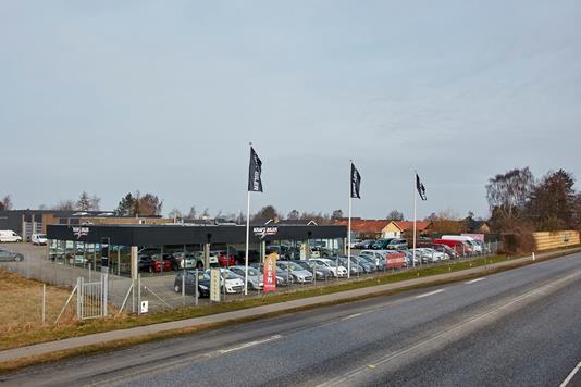 Produktion/lager på Torstedalle i Horsens - Ejendommen