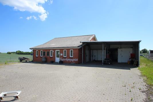 Produktion/lager på Ndr. Fabriksvej i Hedensted - Andet