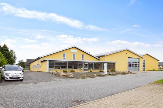 Produktion/lager på Mosetoften i Hedensted - Andet