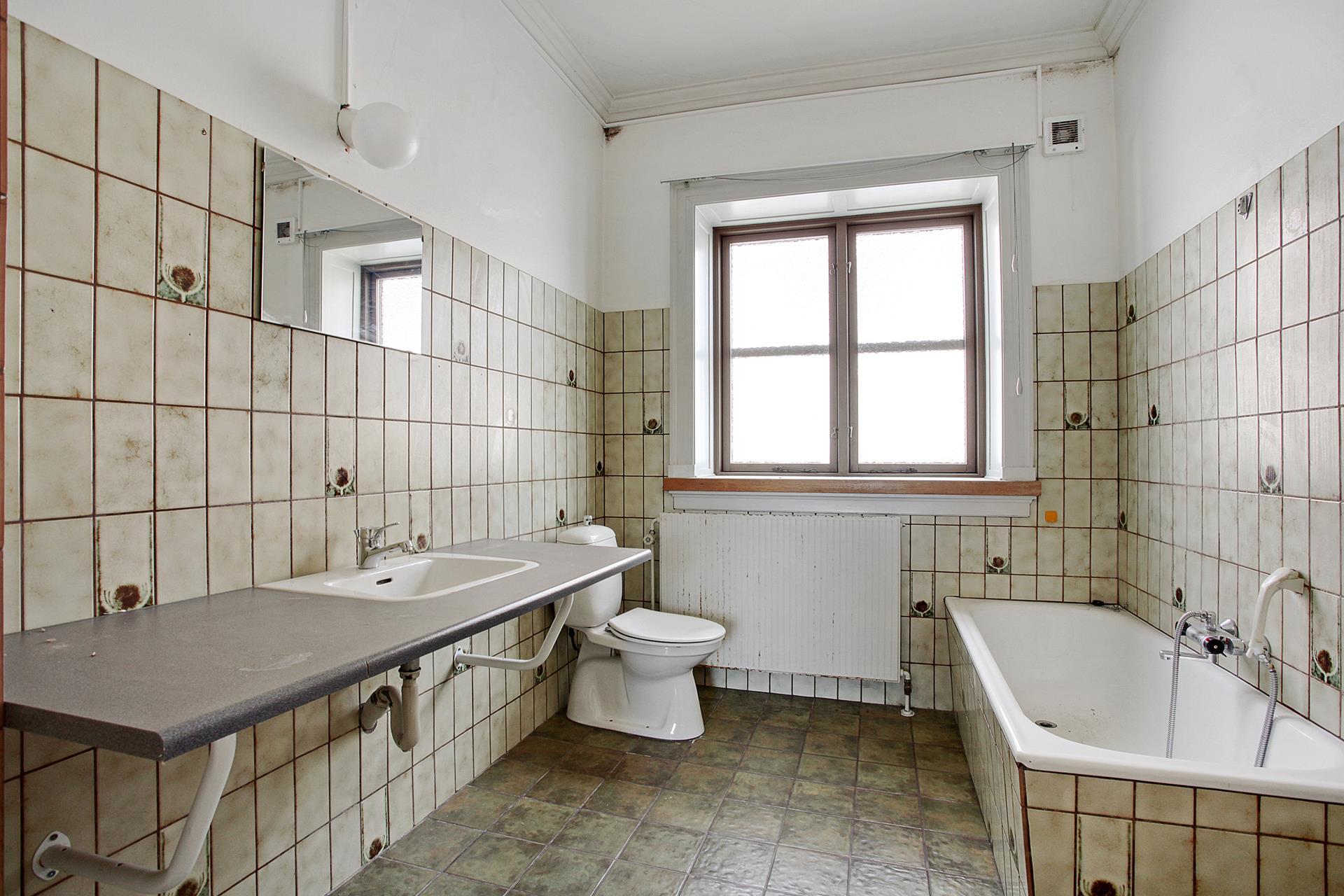 Bolig/erhverv på Jernbanegade i Brædstrup - Badeværelse
