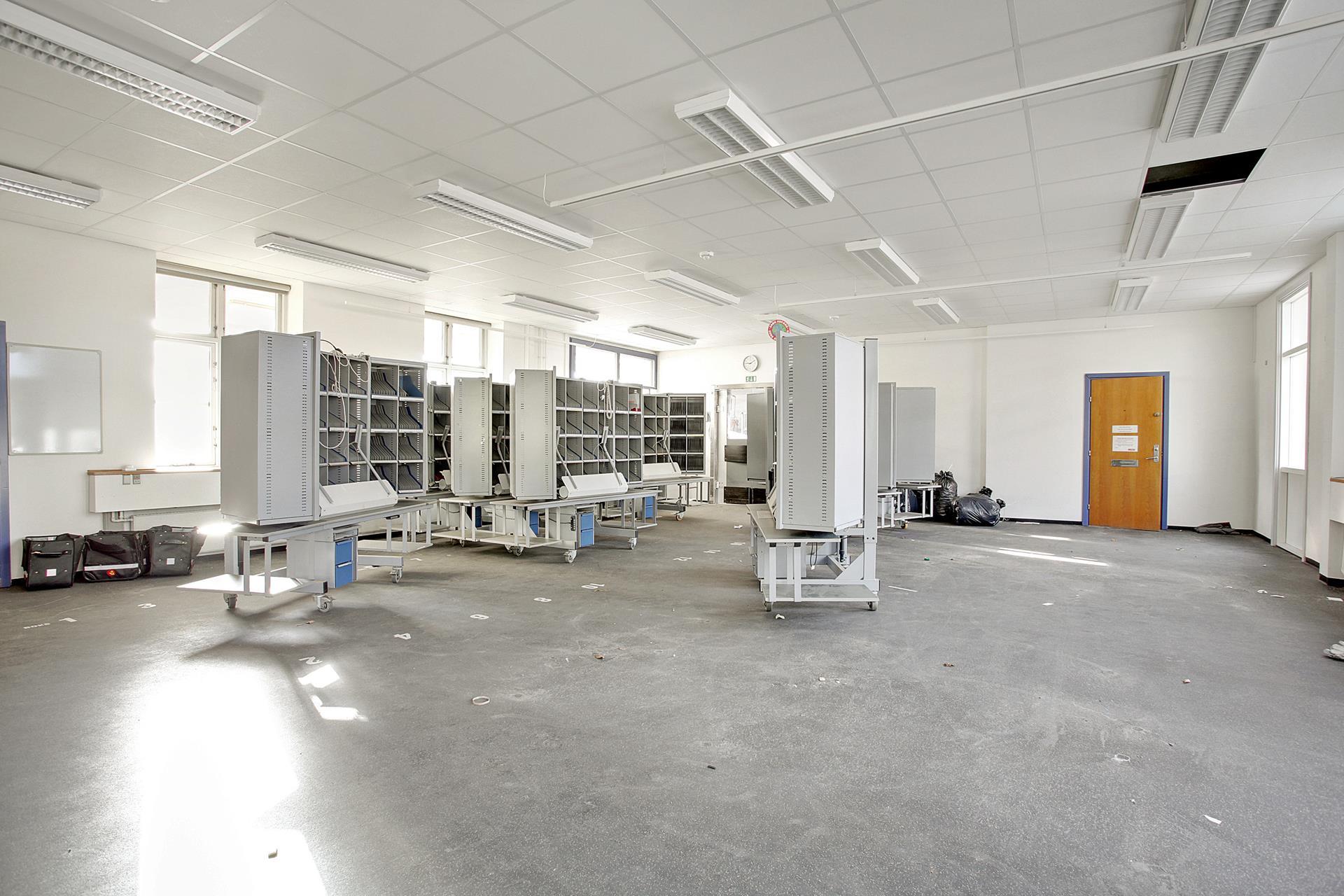 Bolig/erhverv på Jernbanegade i Brædstrup - Erhverv