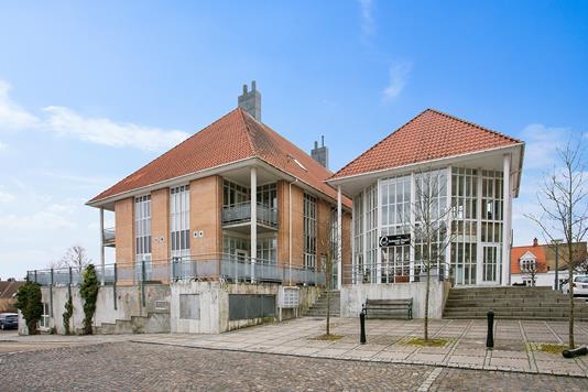 Bolig/erhverv på Chrst Boecksvej i Fredensborg - Ejendommen