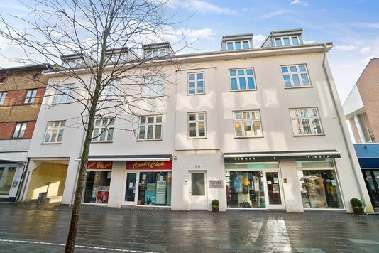 Andet på Hovedgaden i Hørsholm - Facade erhverv