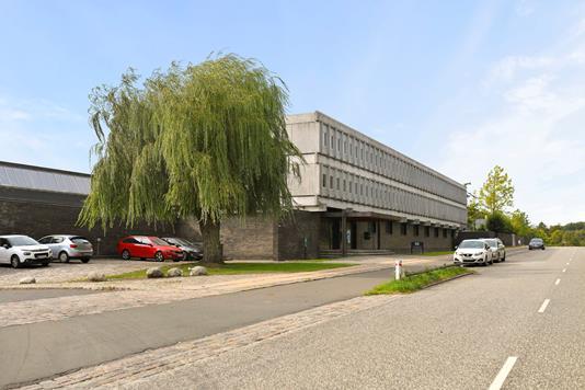 Produktion/lager på Nymøllevej i Kongens Lyngby - Ejendommen