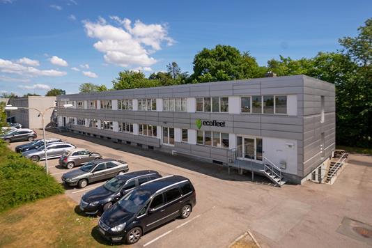 Kontor/lager på Blokken i Birkerød - Ejendommen
