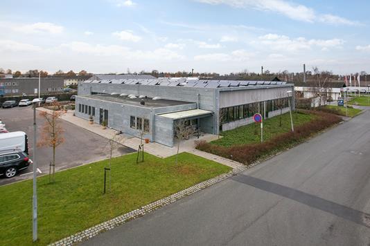Kontor på Ægirsvej i Hillerød - Ejendommen