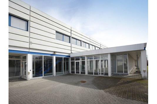 Kontor på Naverland i Glostrup - Facade