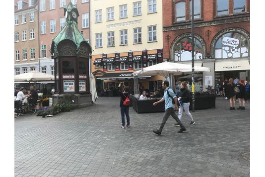 Restauration på Kultorvet i København K - Andet