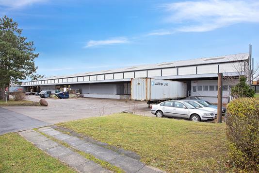 Produktion/lager på Broenge i Ishøj - Andet