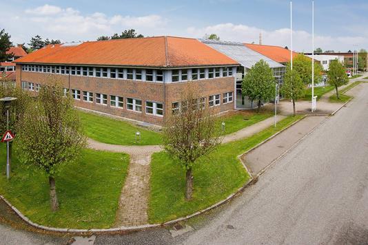 Kontor på Virumgårdsvej i Virum - Ejendommen