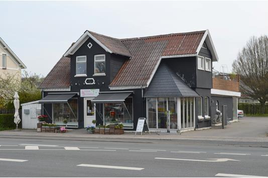 Detail på Dalumvej i Odense SV - Ejendommen