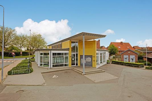 Kontor på Kochsgade i Odense C - Facade