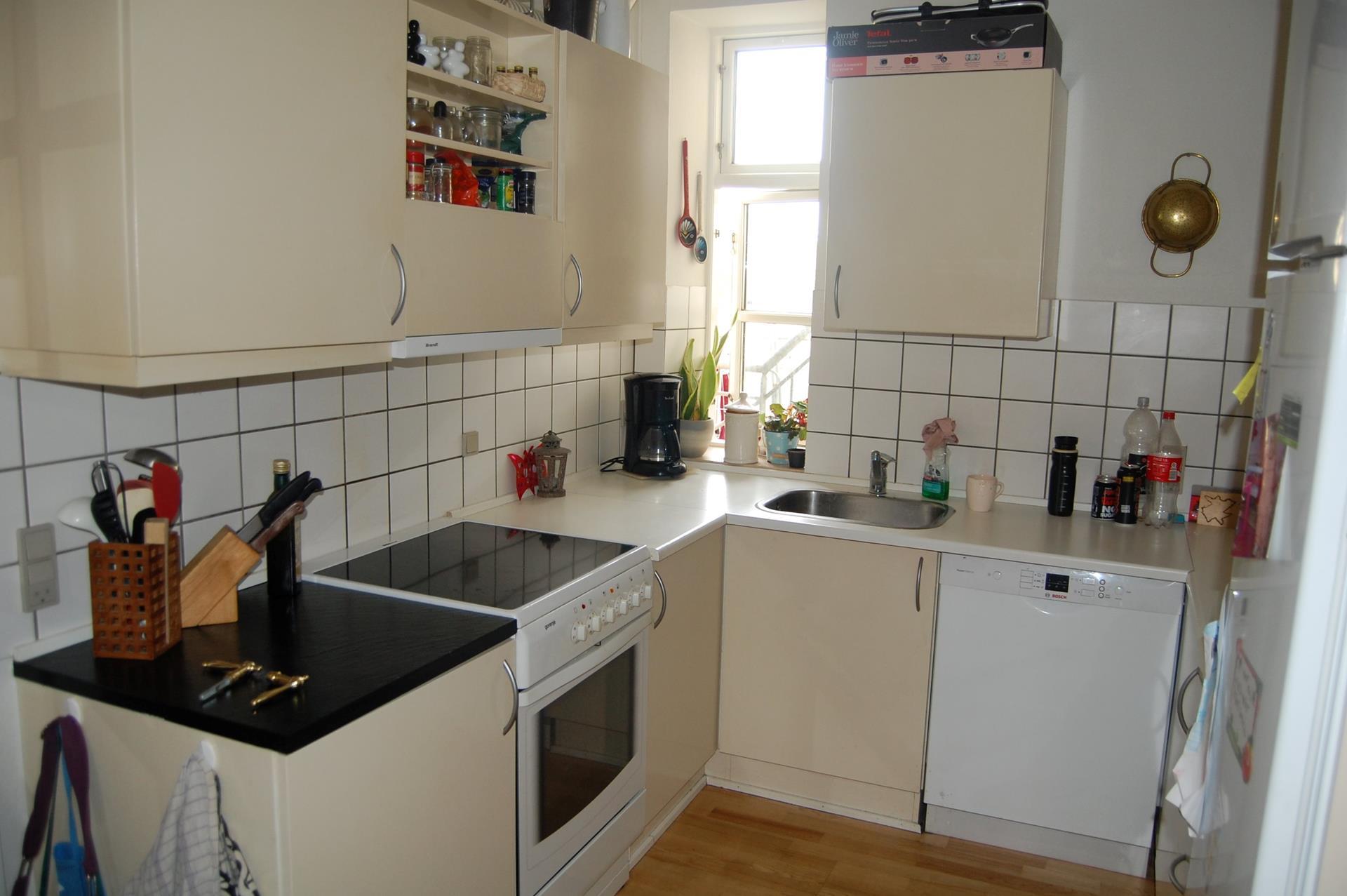 Boligudlejning på Østergade i Assens - Køkken