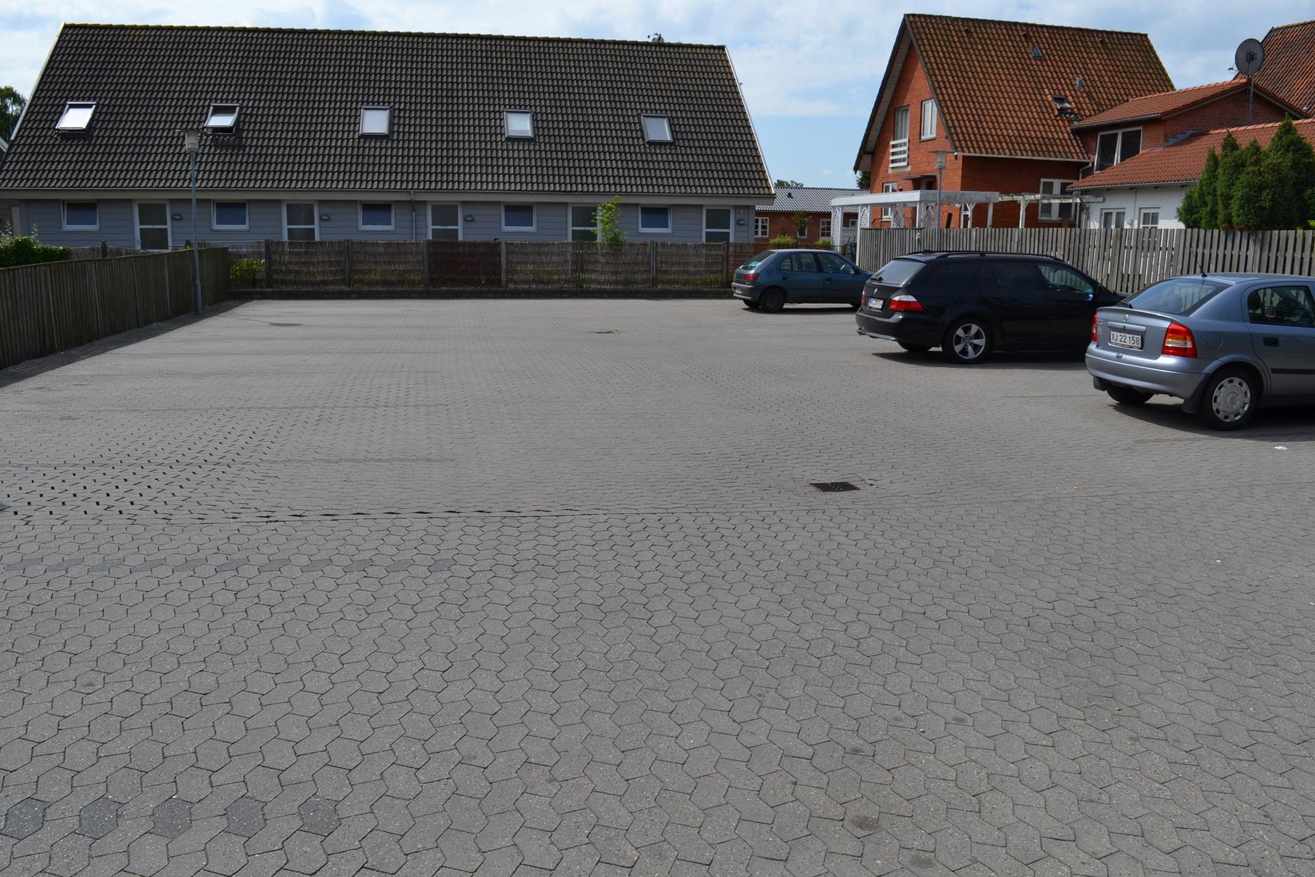Boligudlejning på Søndergade i Otterup - Parkeringsplads