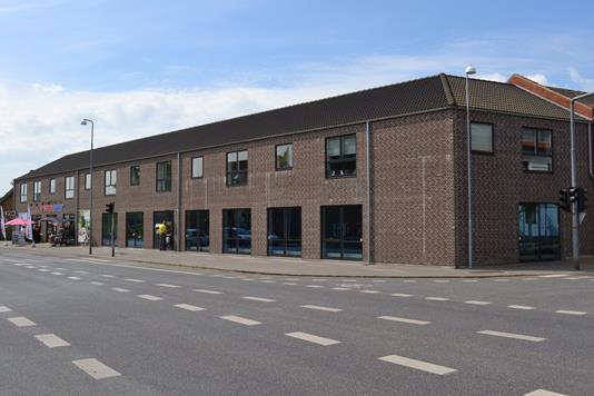 Boligudlejning på Søndergade i Otterup - Facade